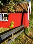 Little Red Swedish Cottages